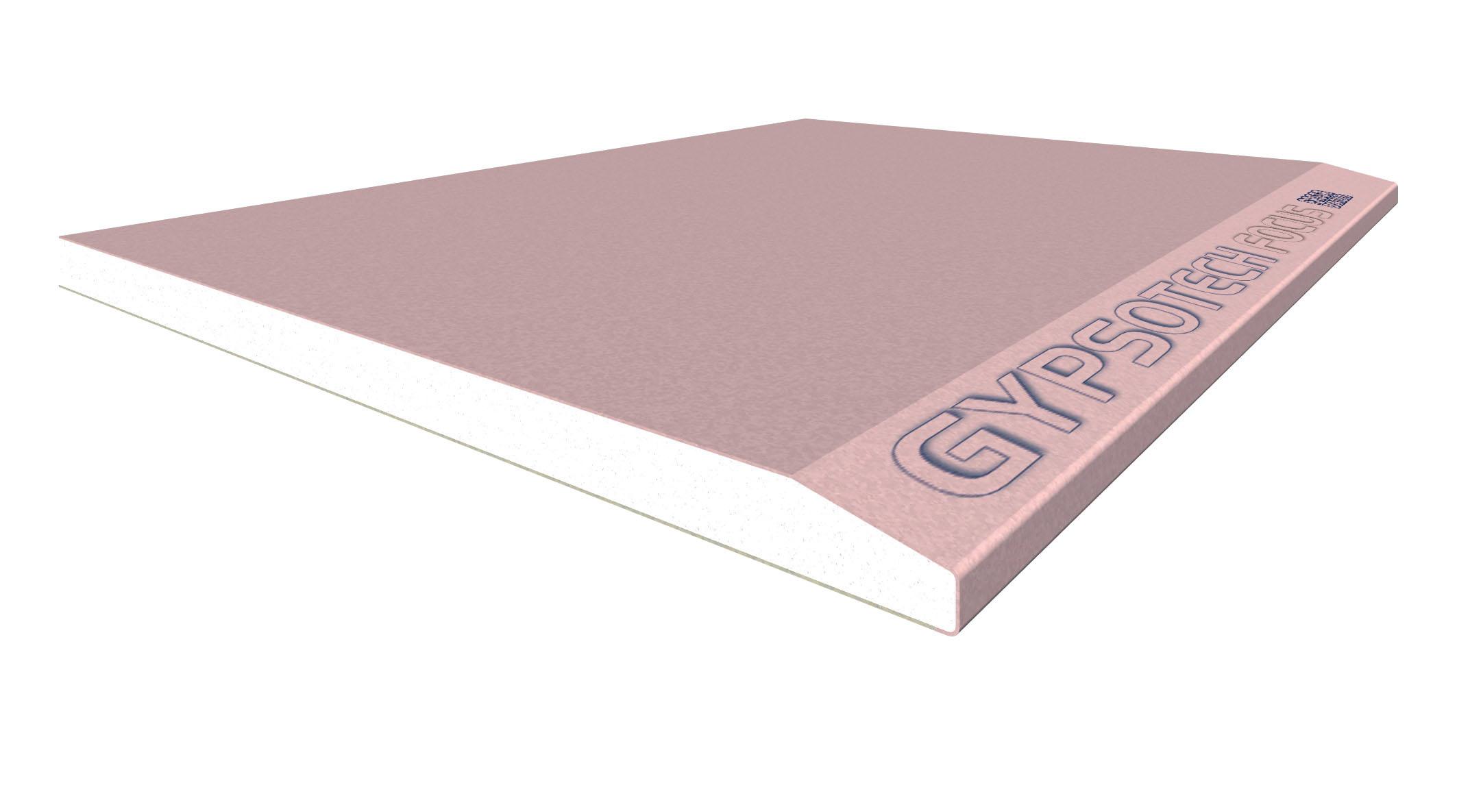 GYPSOTECH® FOCUS TIPO DFI: Plaque de plâtre