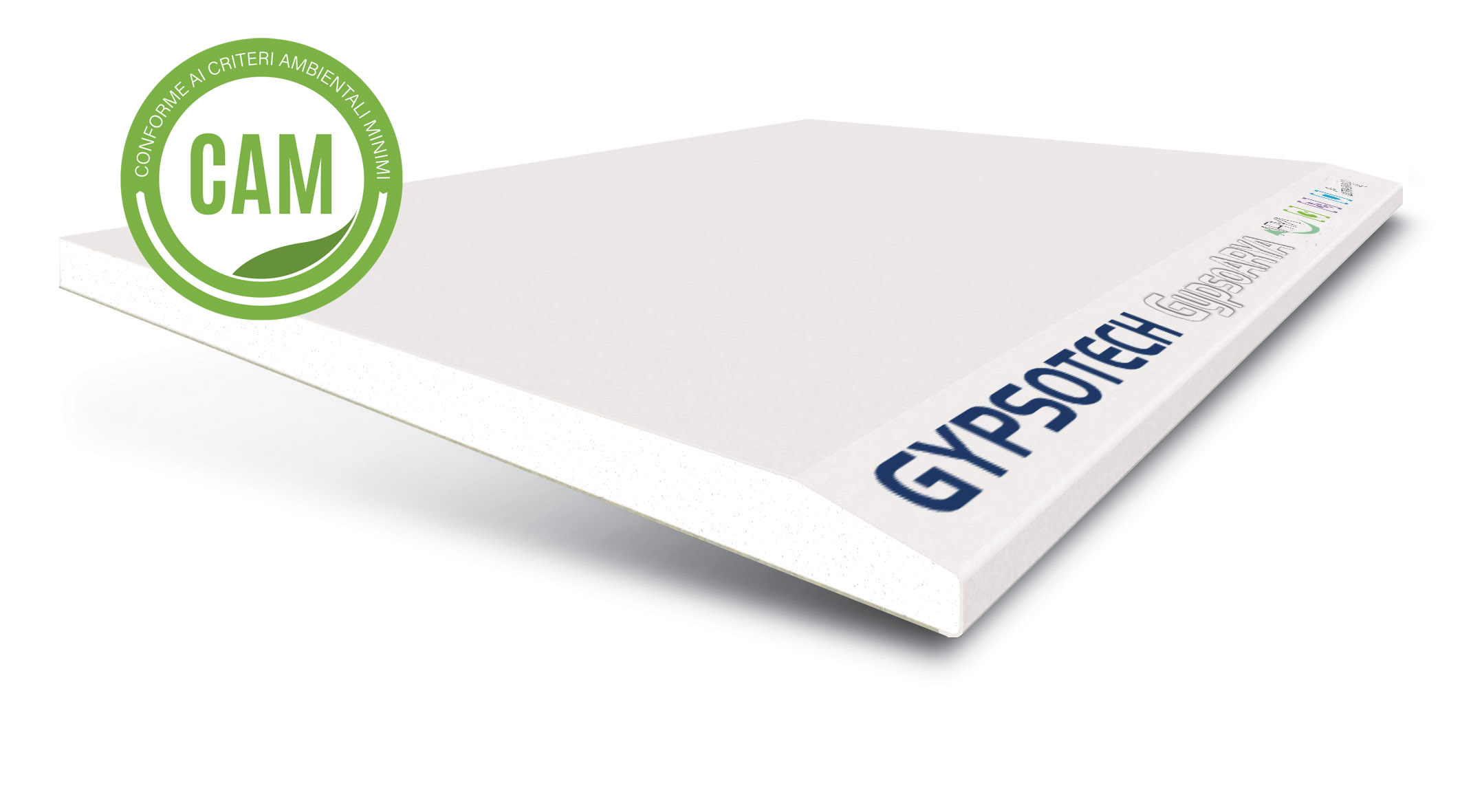 GYPSOTECH® GypsoARYA HD TYPE DI: Plaque de plâtre