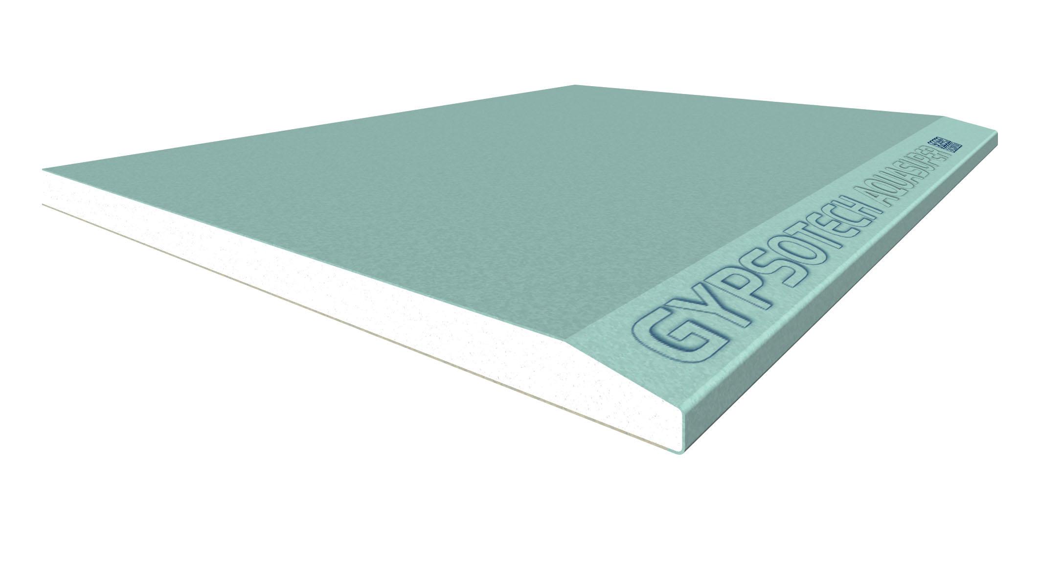 GYPSOTECH® AQUASUPER TIPO EH1: Plaque de plâtre