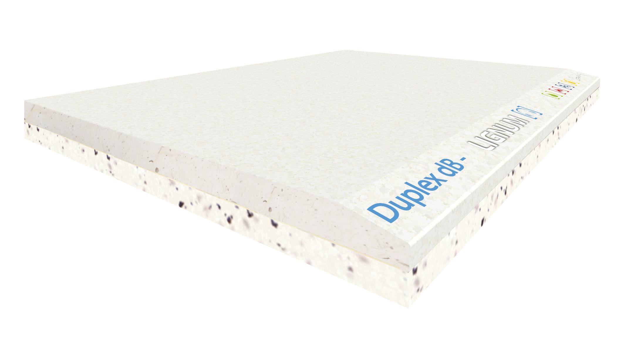 GYPSOTECH® DUPLEX dB-LIGNUM: Doublage