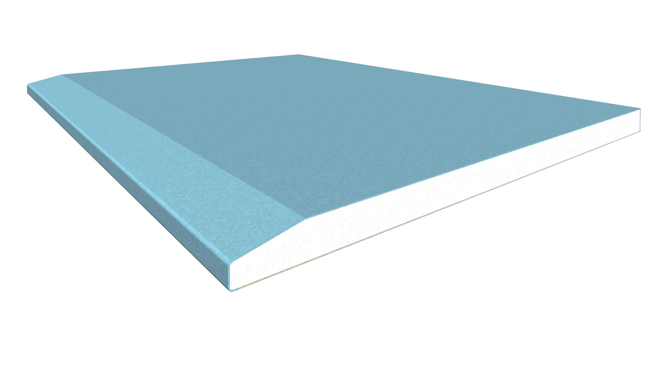 GYPSOTECH® GypsoSILENS TYPE DI: Plaque de plâtre